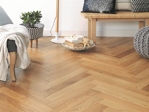 Parquet's come back and the origins of this beautiful design flooring.