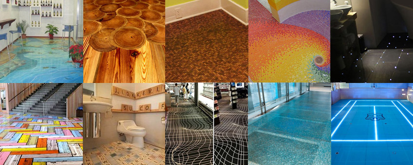10 of the Funkiest Floors in the World