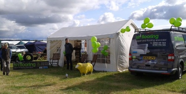 Saturday 29th August 2015 - The Wensleydale Show